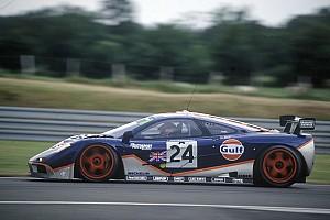 24 heures du Mans Actualités McLaren envisage un retour au Mans, si les règles du LMP1 sont revues