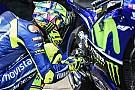 MotoGP Rossi diz que irá mudar desenho do capacete para 2018