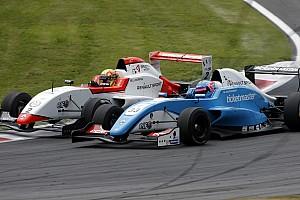 Formule Renault Actualités La Formule Renault Eurocup prend de la hauteur au Red Bull Ring
