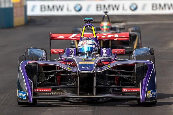 Formel E Formel E in New York: Sam Bird schafft den Doppelsieg