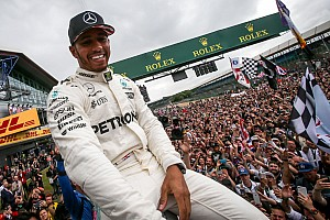 F1 Noticias de última hora Hamilton considera que Silverstone fue el punto que cambió su temporada