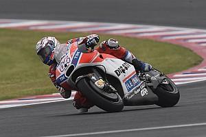 MotoGP Новость Довициозо призвал пересмотреть формат уик-эндов MotoGP