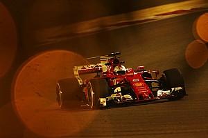 F1 Reporte de prácticas Vettel sigue mandando en Bahrein a pesar de sufrir problemas