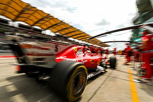Formula 1 Commento Red Bull sul bagnato, Ferrari sull'asciutto, con la Mercedes