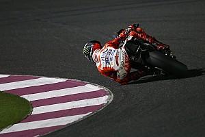 MotoGP Test Test Qatar, Day 3: Lorenzo al top dopo 2 ore, solo 7 moto in pista