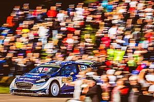 WRC Laporan leg