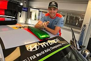 WRC Ultime notizie Hyundai: nuovo colore di riconoscimento sulla i20 di Paddon