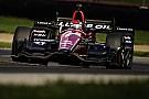 IndyCar Aleshin loses Schmidt Peterson IndyCar ride