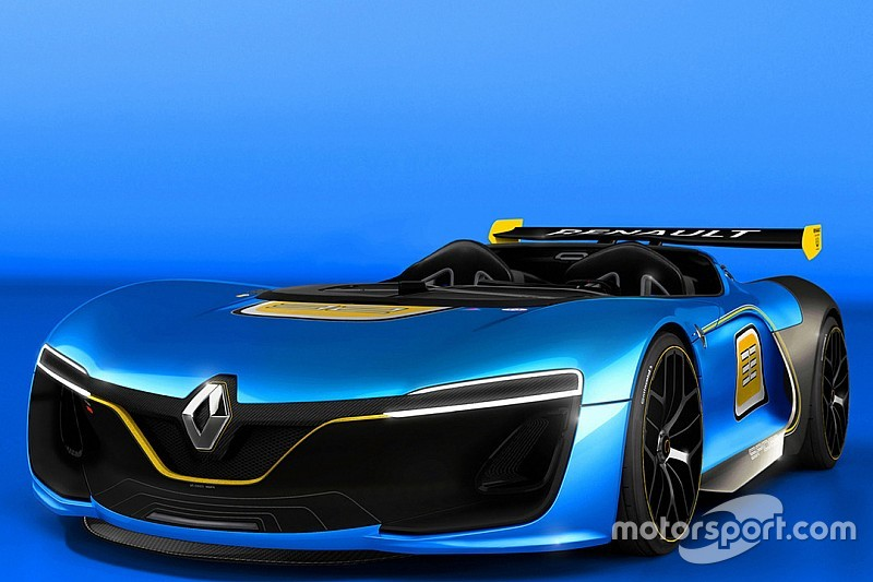 Un concept de Renault Spider imaginé par un artiste