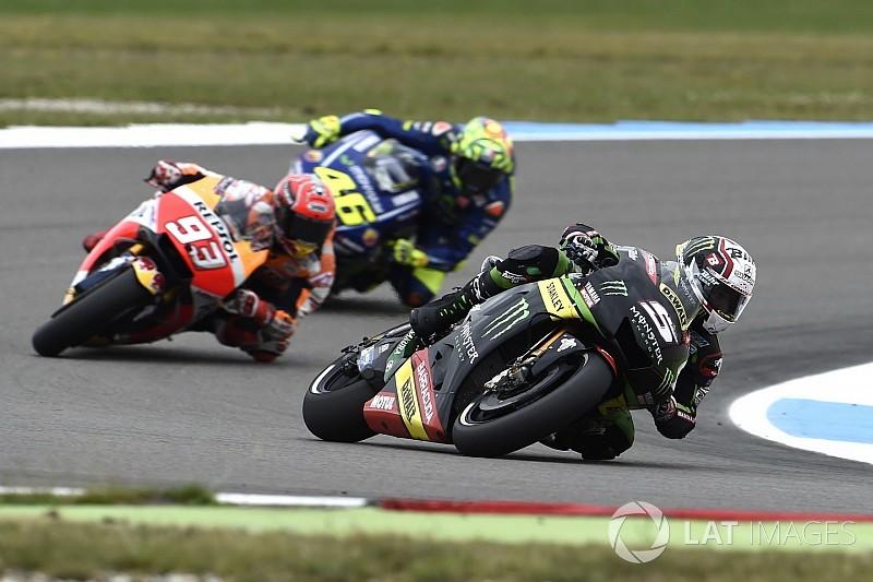 Column Randy Mamola: Waarom de kritiek van Rossi op Zarco onterecht is - MotoGP nieuws