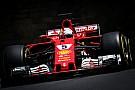 Sebastian Vettel: F1-Qualifying in Baku