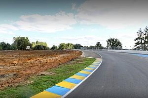 24 heures du Mans Actualités Le Mans : une zone de dégagement dans les virages Porsche