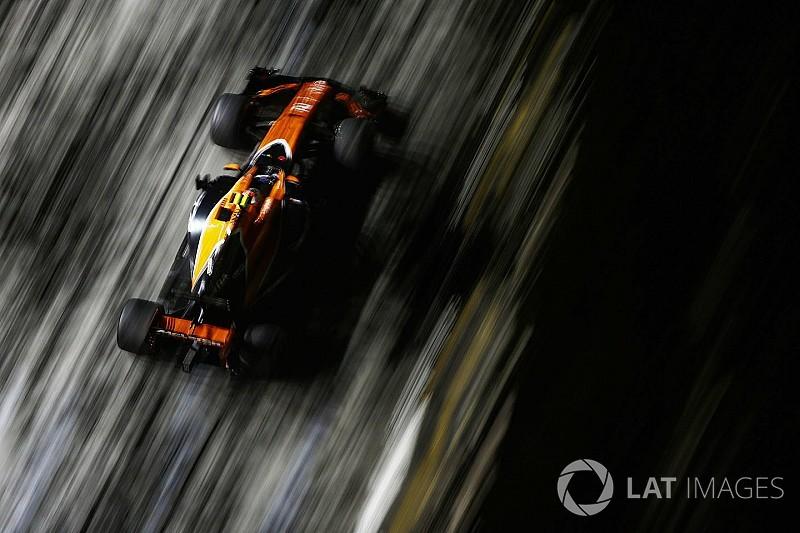 """McLaren pense """"gagner au moins une course"""" en 2018"""