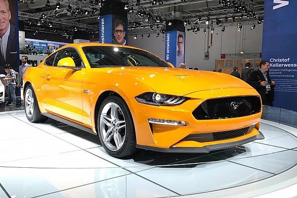 Automotivo Últimas notícias Ford confirma pré-venda do novo Mustang 5.0 V8 no Brasil ainda em 2017