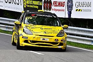 Trofei marca svizzera Gara Renault Classic Cup: a Krebs la corsa di Gurnigel, Wolf campione!