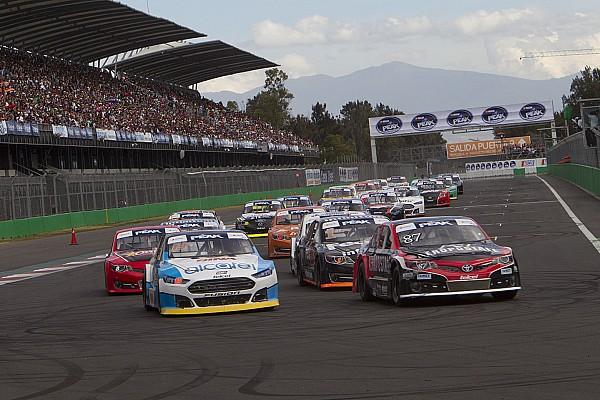 NASCAR México debutó con su nuevo formato