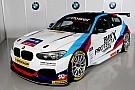BTCC BMW steigt in britische Tourenwagen-Meisterschaft (BTCC) ein