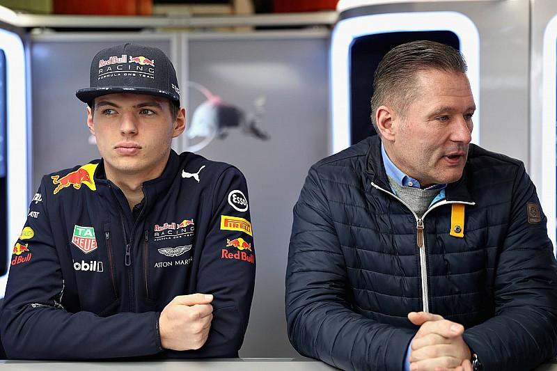 """Padre de Verstappen pide a la prensa: """"No fabriquen noticias"""""""