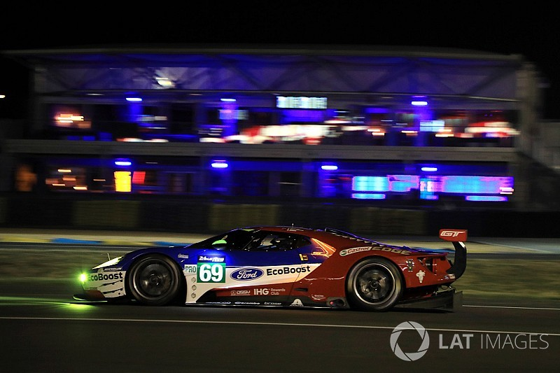 Not Happy With Le Mans Qualifying Pace