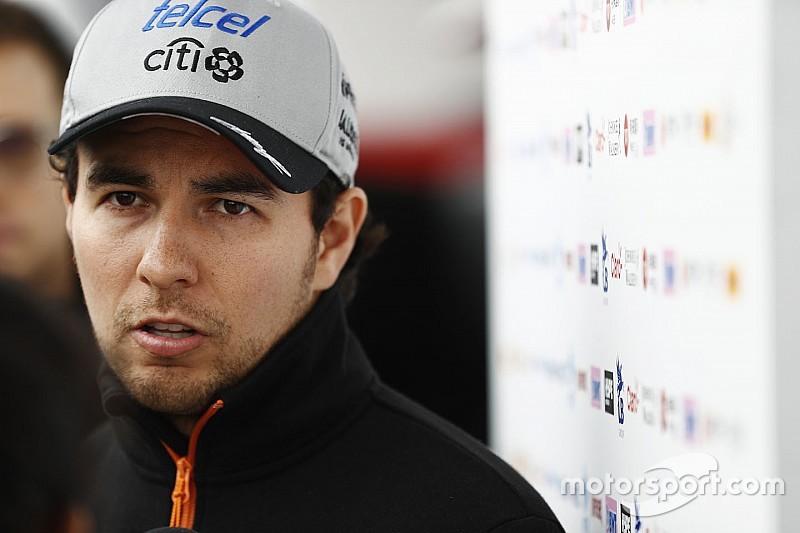 """Pérez espera que """"no pase nada más serio"""" con Wehrlein"""