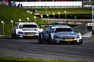 DTM Новость Mercedes покинет DTM после 2018 года и начнет программу в Формуле Е