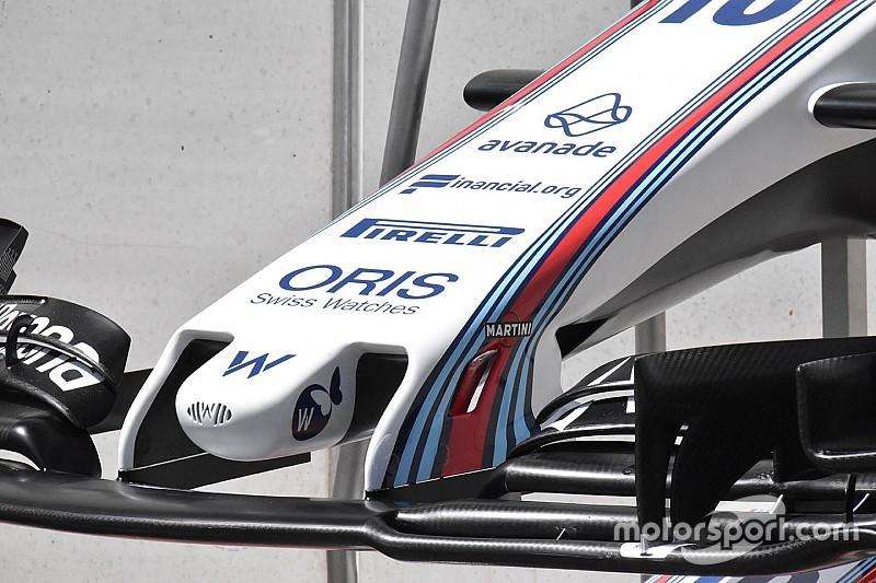 Williams привезла в Австрию агрессивный пакет обновлений