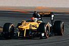 Renault dément la présence de Kubica lors d'essais libres