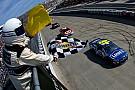 Джонсон выиграл гонку NASCAR, закончившуюся крупной аварией
