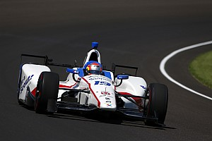 IndyCar Practice report Indy 500: Jones clocks 233mph in final practice before qualifying