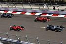 Formula 1 Bottas con una grande partenza castiga le due Ferrari in Russia