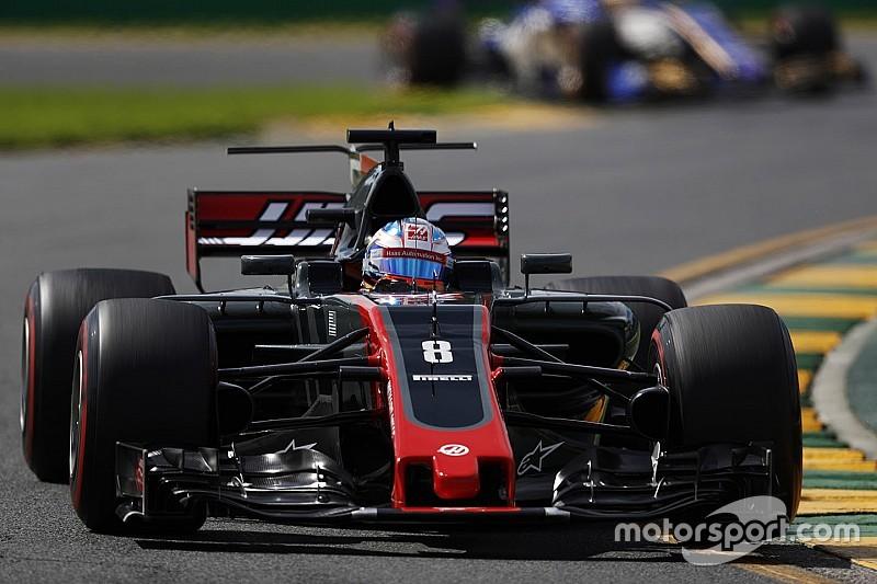 【F1】揺れ動くハースのTウイング。「再び装着したいが…」