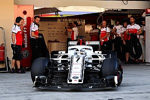索伯将在加泰罗尼亚赛道发布F1新赛车