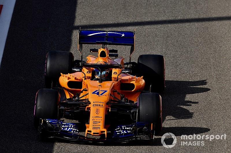 """McLaren promete """"dar tempo"""" a aprendizado de Norris"""