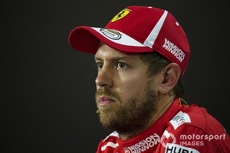 Ferrari cree que Vettel, con