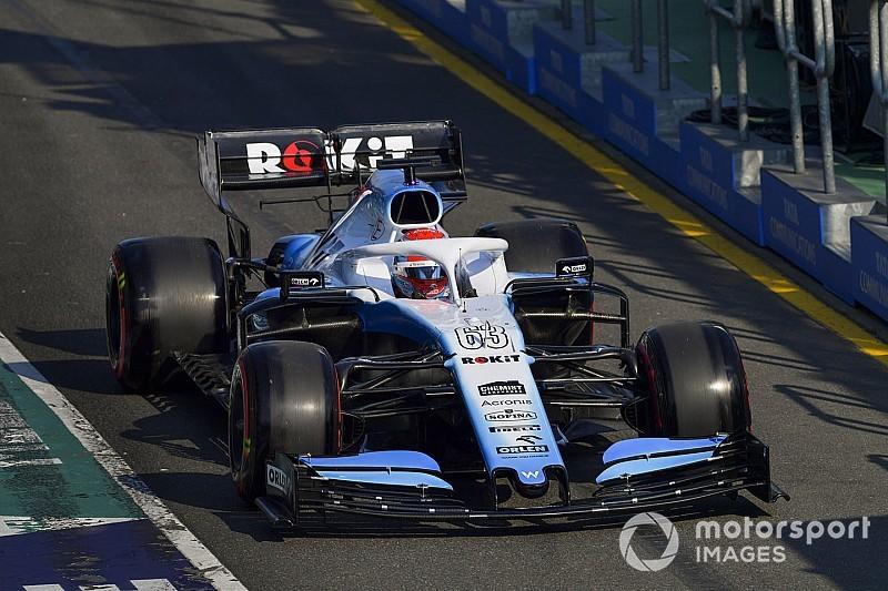 Williams, 2019 F1 aracındaki