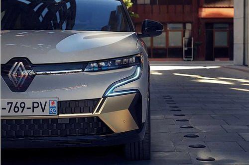 A Renault Megane E-Tech segíthet a kigyulladt villanyautók eloltásának gyorsításában