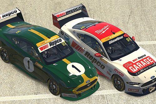 Piastri, Brabham join Supercars Eseries