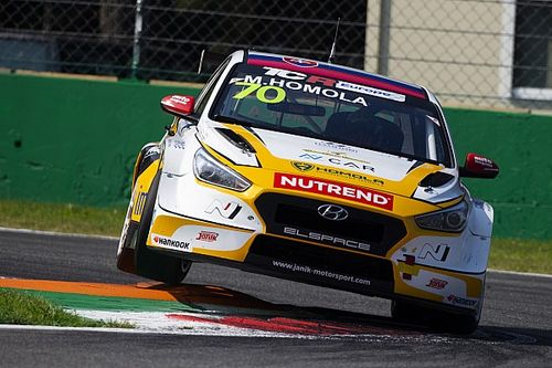 TCR Europe: penalizzato Girolami, Gara 2 di Monza ad Homola
