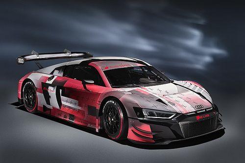 Audi Sport presenta il Kit Evo II per la R8 LMS GT3 nel 2022