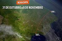 Sertões 2020 tem nova data: largada em 31 de outubro, chegada em 8 de novembro