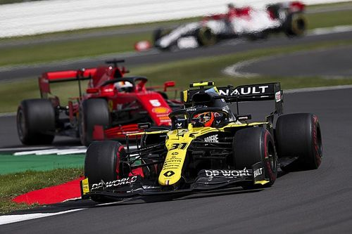 "Silverstone race will be ""a war"", says frustrated Ocon"