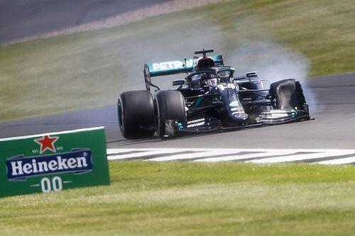 Mercedes: Verstappen è stato la spina nelle... gomme