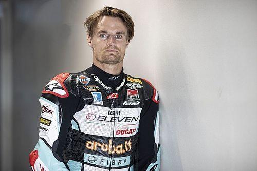 WSBK star Davies announces retirement from racing