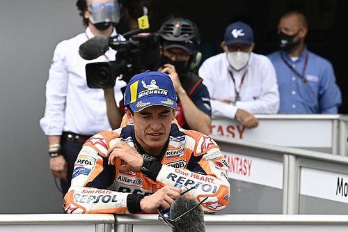 Marquez: Ini Momen Terberat Sekaligus Penting dalam Karier Saya
