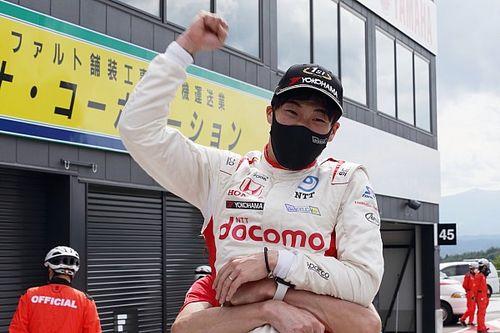 スーパーフォーミュラ第4戦SUGO決勝:福住仁嶺、フル参戦3年目で悲願達成。完璧なレース運びで初優勝