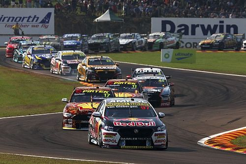 The NASCAR link to a Supercars buy-out bid