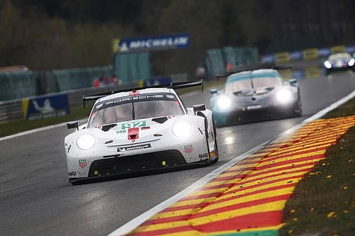 "Estre: Porsche GTE Spa WEC triumph was ""extremely stressful"""