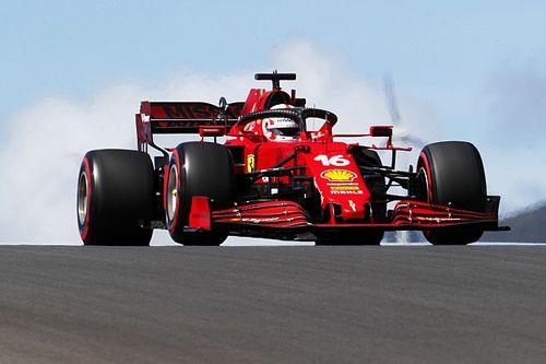"""Ferrari: """"Goede progressie geboekt, maar missen nog wat vermogen"""""""