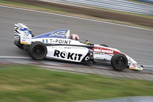 Quand Juju Noda et Emerson Fittipaldi Jr s'accrochent en F4