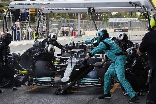 Már az olasz Sky is úgy tudja, hogy változni fog a Mercedes F1-es párosa